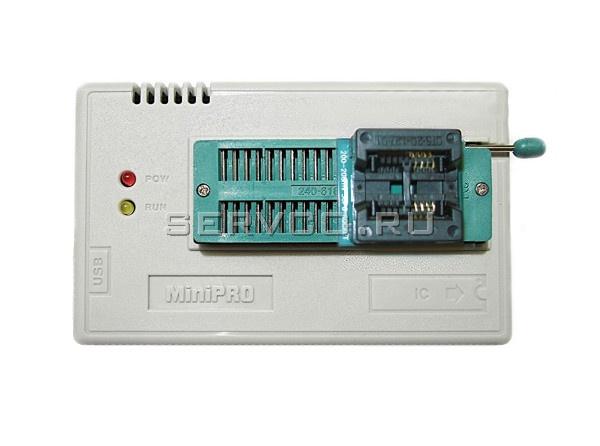 Программатор микросхем TL866A