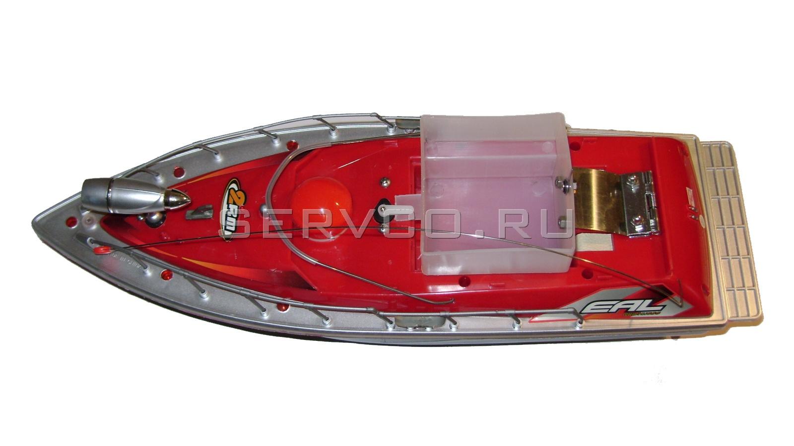 ремонт радиоуправляемых лодок