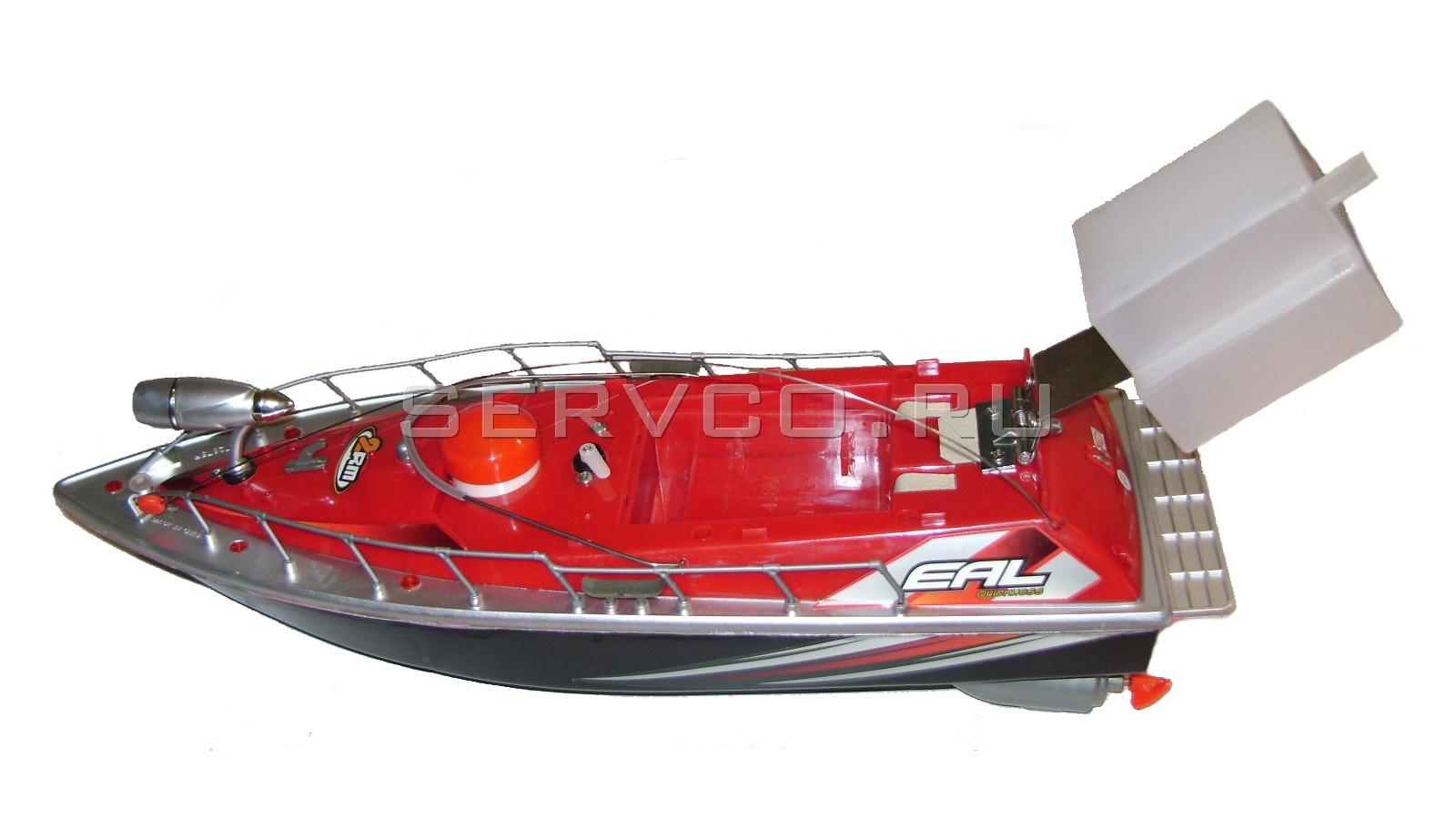 кораблик с эхолотом jabo-2bs